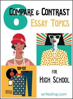 Compare and contrast essay expressions